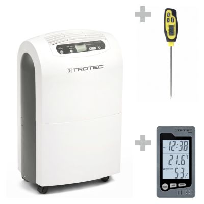 Deumidificatore comfort TTK 100 E + BZ05 + BT20