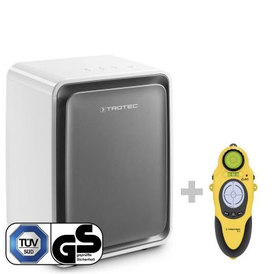 Deumidificatore TTK 24 E WS + Wallscanner BI15
