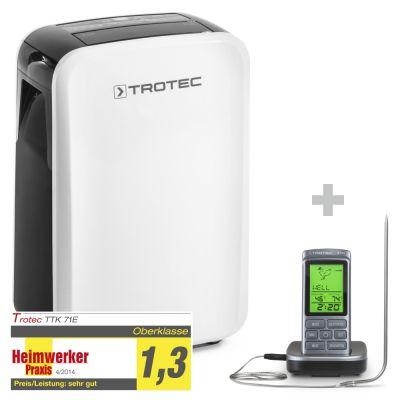 Deumidificatore TTK 71 E + Termometro da barbecue BT40