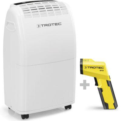 Deumidificatore TTK 75 E + Pirometro-Scanner del punto di rugiada BP25