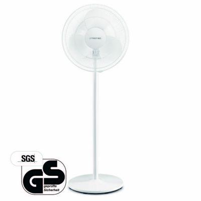 Elegante ventilatore a piantana TVE 23 S