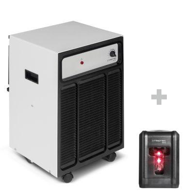 Deumidificatore TTK 120 S + Livella laser BD5A