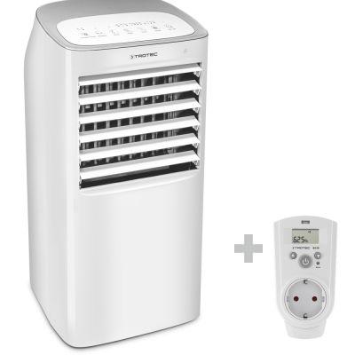 Raffrescatore, ventilatore, umidificatore PAE 40 + Igrostato a presa BH30
