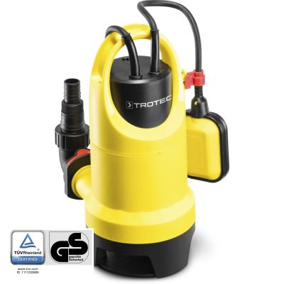 Pompa sommersa per acque scure TWP 7536 E