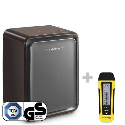 Deumidificatore TTK 24 E BS + Misuratore di umidità BM22