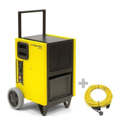 Deumidificatore TTK 175 S + Cavo di prolunga professionale 20 m / 230 V / 2,5 mm²