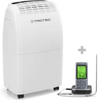 Deumidificatore TTK 75 E + Termometro da barbecue BT40