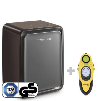 Deumidificatore TTK 24 E BS + Wallscanner BI15