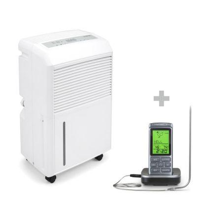 Deumidificatore TTK 90 E + Termometro da barbecue BT40