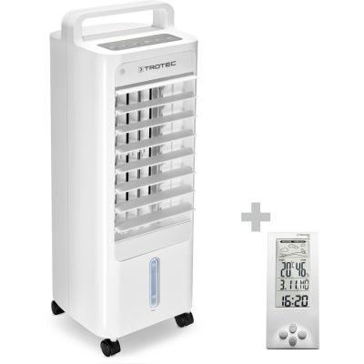 Raffrescatore, ventilatore e umidificatore PAE 12 + Termoigrometro BZ06