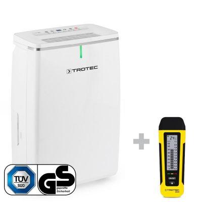 Deumidificatore TTK 72 E + Rilevatore di umidità BM22