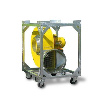 Ventilatore radiale ad alta pressione TFV 100