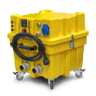 Compressore a canale laterale VE 4 MultiQube