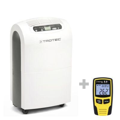 Deumidificatore comfort TTK 100 E + Registratore di dati climatici BL30