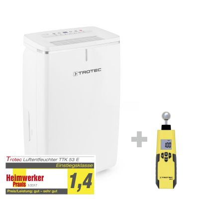 Deumidificatore TTK 53 + Indicatore di umidità BM31