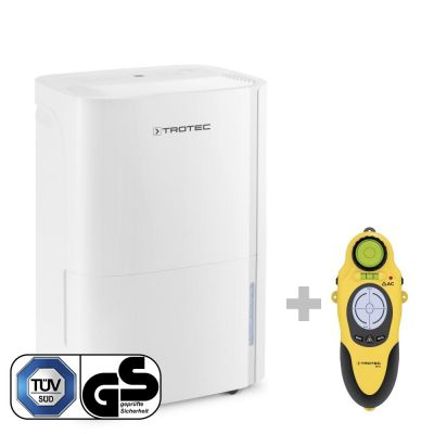 Deumidificatore TTK 54 E + Wallscanner BI15