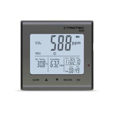 Registratore dati sulla qualità dell'aria - CO₂ BZ30