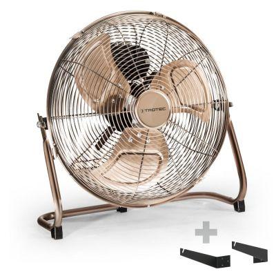 Ventilatore da pavimento TVM 13 + Supporto da parete/soffitto