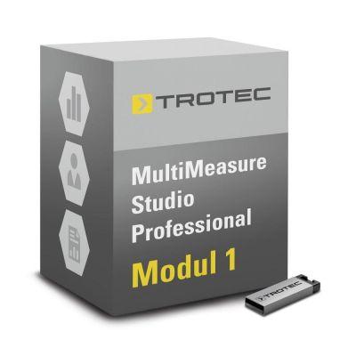 Software MultiMeasure Studio Pro Modulo 1- Ricerca perdite e diagnostica degli edifici