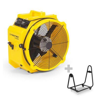 Ventilatore TTV 4500 S + Telaio inclinabile