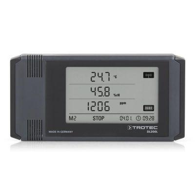 Registratore di dati climatici professionale DL200L antracite