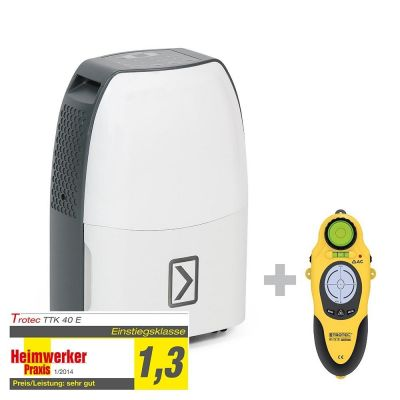 Deumidificatore TTK 40 E + Wallscanner BI15