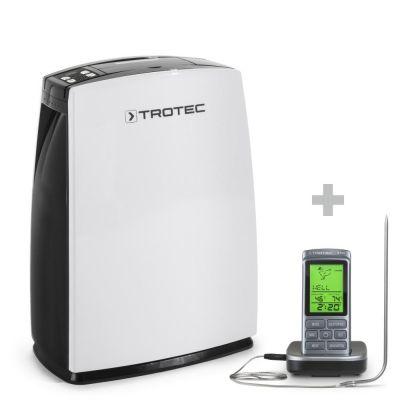 Deumidificatore TTK 29 E + Termometro da barbecue BT40