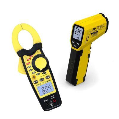 Pacchetto di misura corrente e temperatura