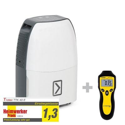 Deumidificatore TTK 40 E + Misuratore di microonde BR15