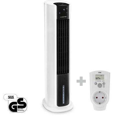 Aircooler, raffrescatore d'aria, umidificatore PAE 30 + Igrostato a presa BH30