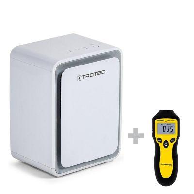 Deumidificatore TTK 24 E + Misuratore di microonde BR15