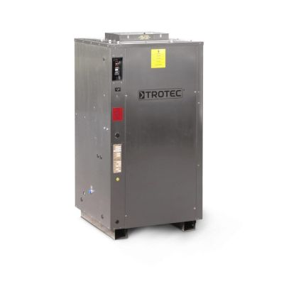 Deumidificatore industriale DH 150 BXF ES in acciaio inox