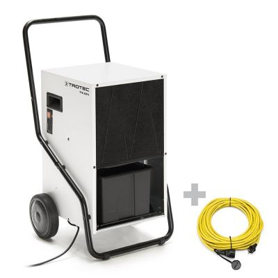 Deumidificatore TTK 350 S + Cavo di prolunga 20 m / 230 V / 2,5mm²