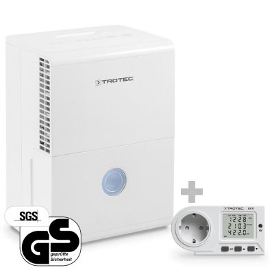 Deumidificatore TTK 28 E + Misuratore dei costi energetici BX11
