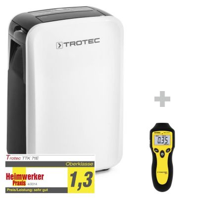 Deumidificatore TTK 71 E + Misuratore di microonde BR15