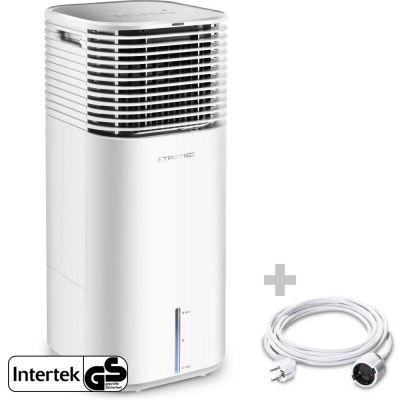 Aircooler, raffrescatore d'aria, umidificatore PAE 49 + Prolunga in PVC da 5 m