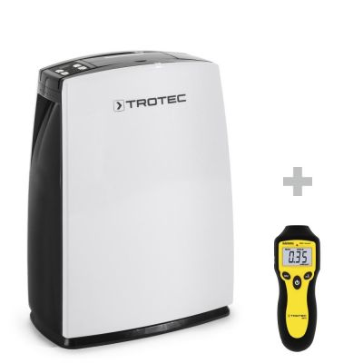 Deumidificatore TTK 70 E + Misuratore di microonde BR15