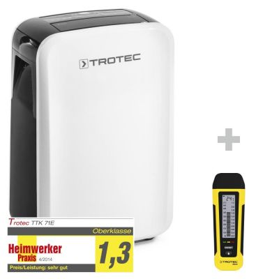 Deumidificatore TTK 71 E + Indicatore di umidità BM22