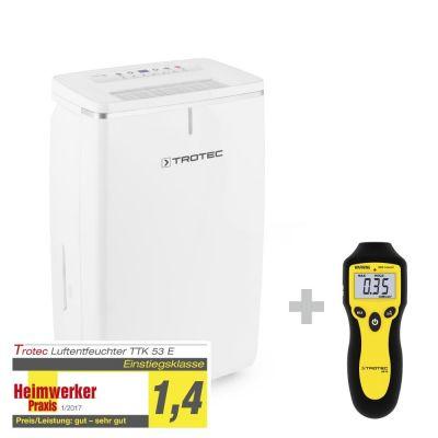 Deumidificatore TTK 53 E+ Misuratore di microonde BR15