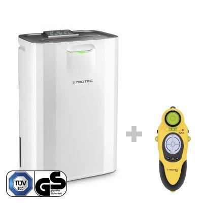 Deumidificatore ad adsorbimento TTR 57 E + Wallscanner BI15