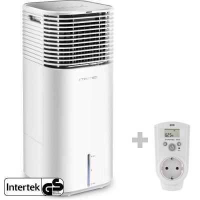 Aircooler, raffrescatore d'aria, umidificatore PAE 49 + Igrostato a presa BH30