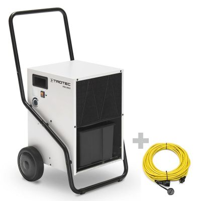 Deumidificatore TTK 170 S + Cavo di prolunga 20 m / 230 V / 2,5mm²
