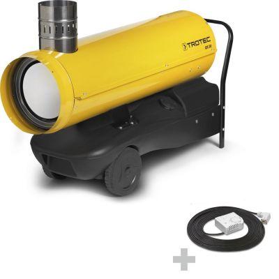Generatore d'aria calda IDS 30 + Termostato esterno