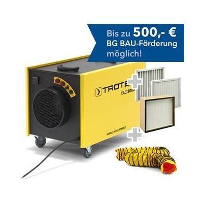 Purificatore d'aria TAC 3000 con filtri e tubo flessibile