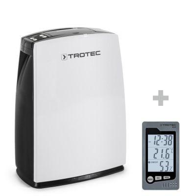 Deumidificatore TTK 29 E + Termoigrometro per interni BZ05