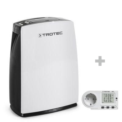 Deumidificatore TTK 70 E + Misuratore dei costi energetici BX11