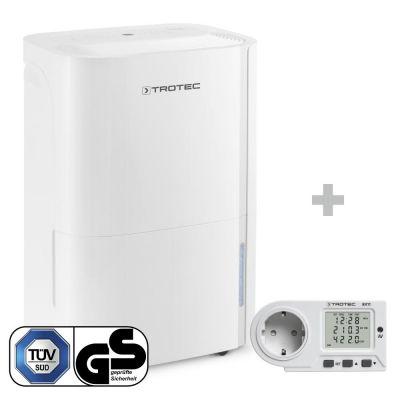 Deumidificatore TTK 66 E + Misuratore dei costi energetici BX11