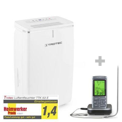 Deumidificatore TTK 53 E+ Termometro da barbecue BT40