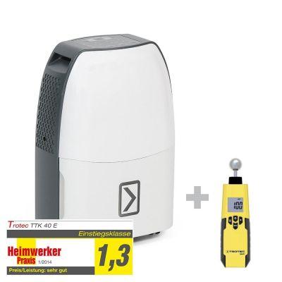 Deumidificatore TTK 40 E + Indicatore di umidità BM31